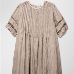 Wilfred Sonore Dress in Taupe